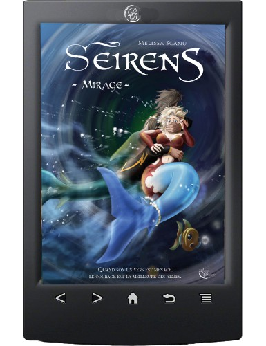 Seirens, Tome 2 : Mirage -...