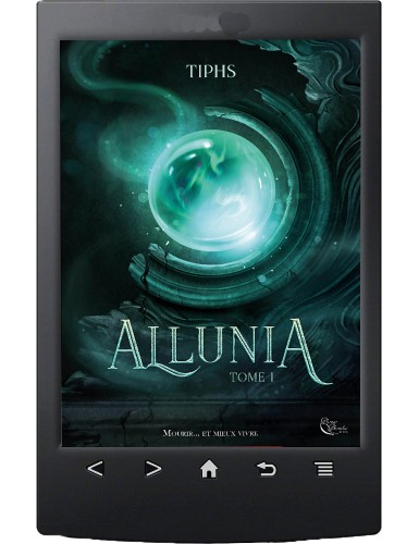 Allunia, Tome 1 - Ebook