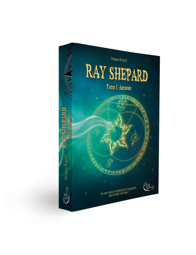 Ray Shepard, Tome 1: Amnésie