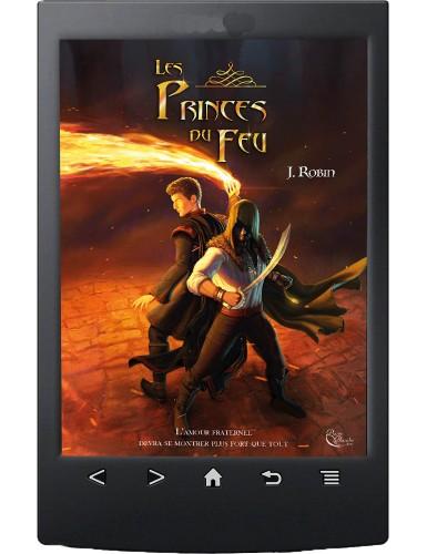 Les Princes du Feu - Ebook