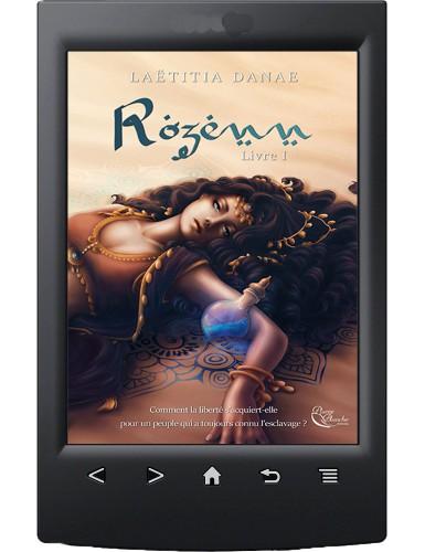 Rozenn, Livre I - Ebook